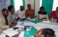 Réunion préparatif avec les dirigeants des principaux centres de santé